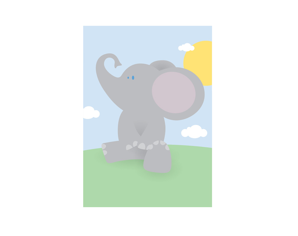 Illustration-nursery-elephant
