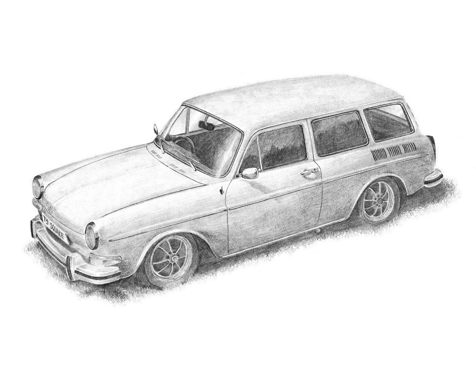 drawing-pencil-vw-squareback