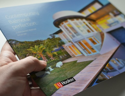 LJ Hooker &#8211; Prestige Property Brochures