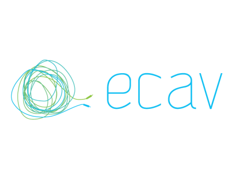 ECAV – East Coast Audio Visual – Identity