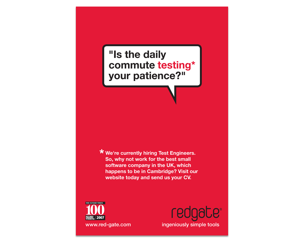 redgate-poster-testing