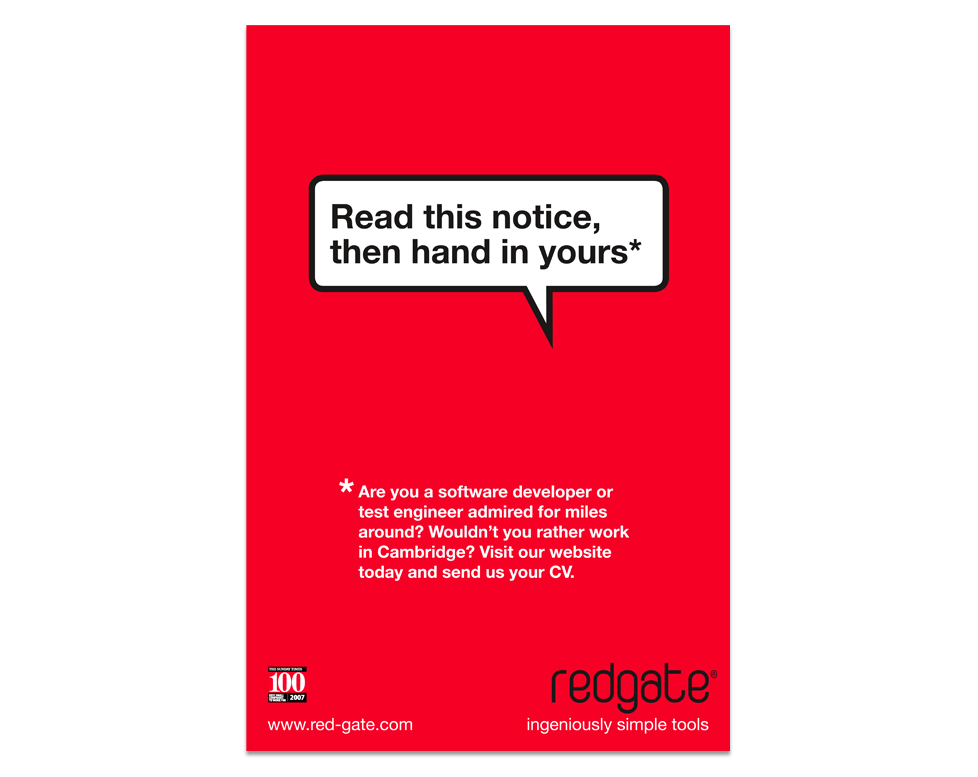 redgate-poster-notice