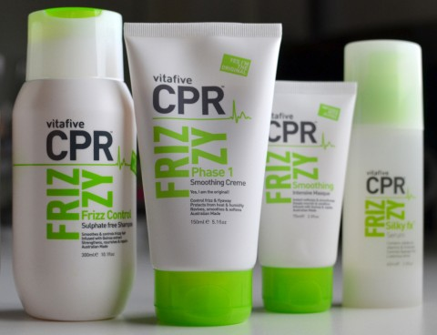 Vitafive – CPR – Brand and Packaging